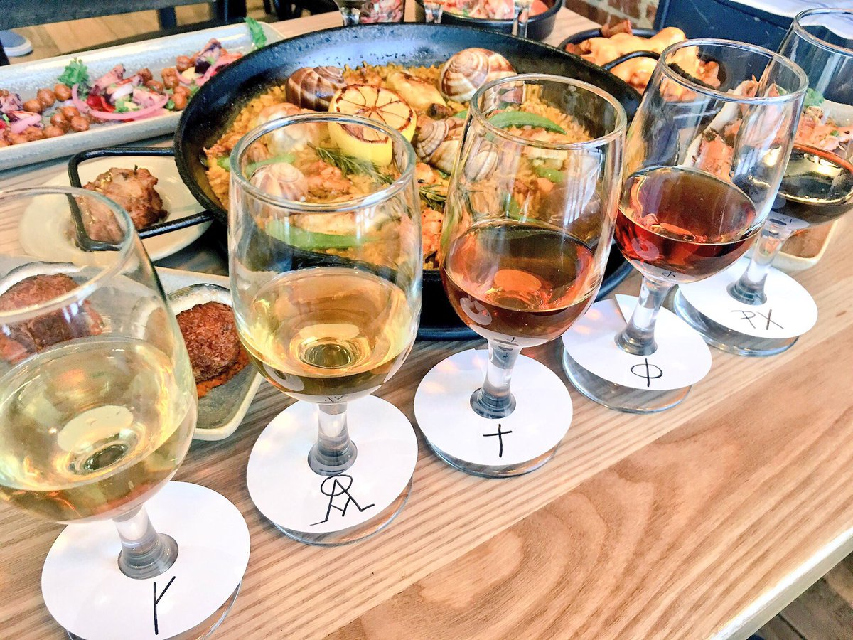 International Sherry Week 2018 se adelanta a octubre