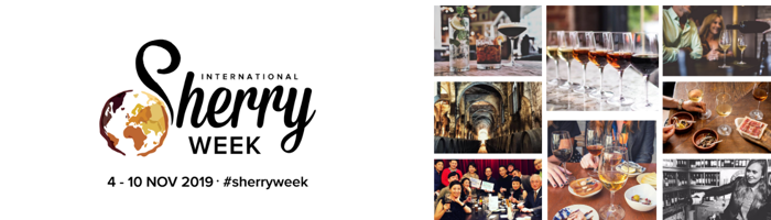Anunciamos las fechas para la International Sherry Week 2019